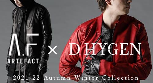 D.HYGEN 21-22AW Collection