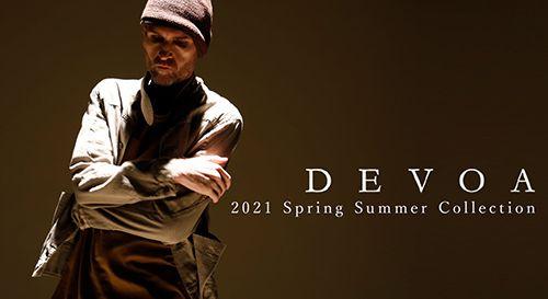 DEVOA(デヴォア) 2021SS(春夏)コレクション