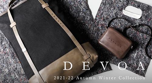 DEVOA(デヴォア) 2021-22AW(秋冬)コレクション