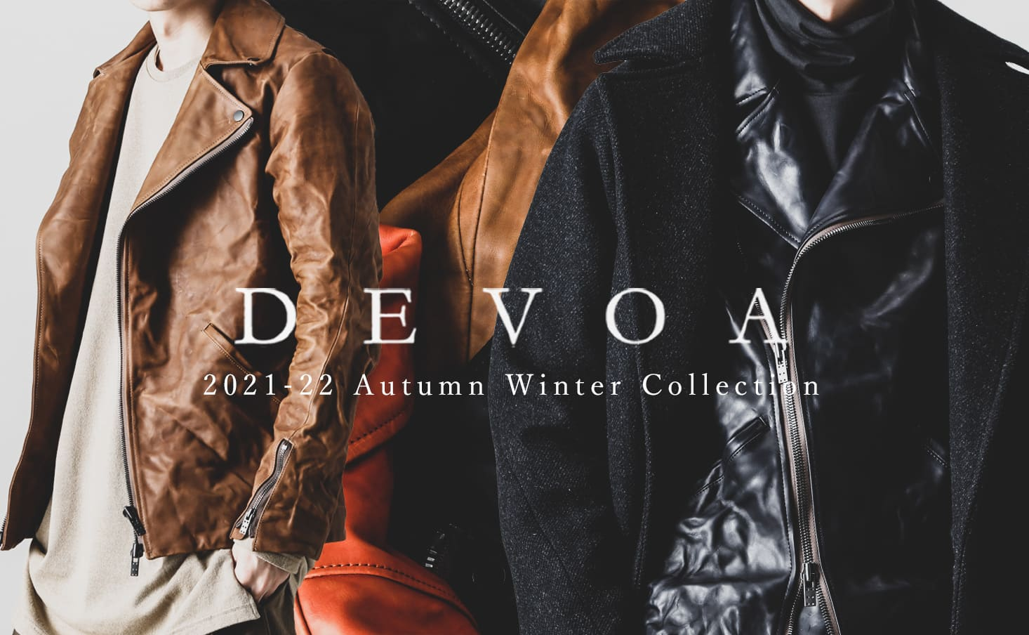 DEVOA 2021-22 AW Collection