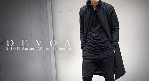 DEVOA 18-19AW collection