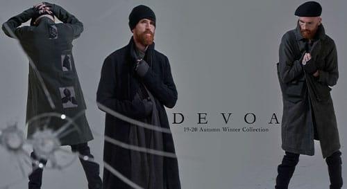 DEVOA 2019-20AW Collection