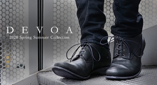 DEVOA 2020ss Spring summer Collection