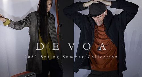 DEVOA 2020SS Collection