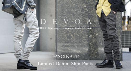 DEVOA 2020SS Collection
