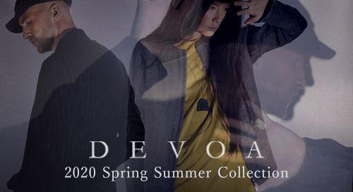 DEVOA 2020SS(春夏) コレクション