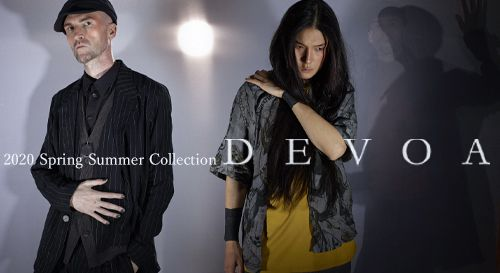 DEVOA(デヴォア) 2020SS(春夏) コレクション
