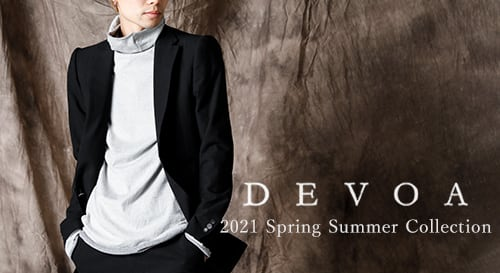 DEVOA 2021SS collection