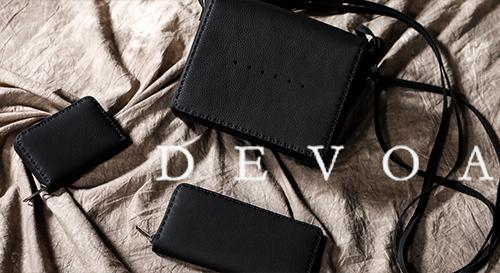 DEVOA  2021SS collection