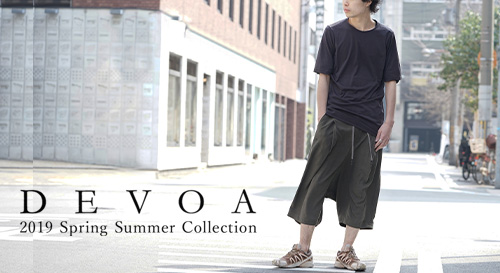 DEVOA 2019 Spring Summer Collection