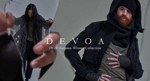 DEVOA 2019-20AW Collection