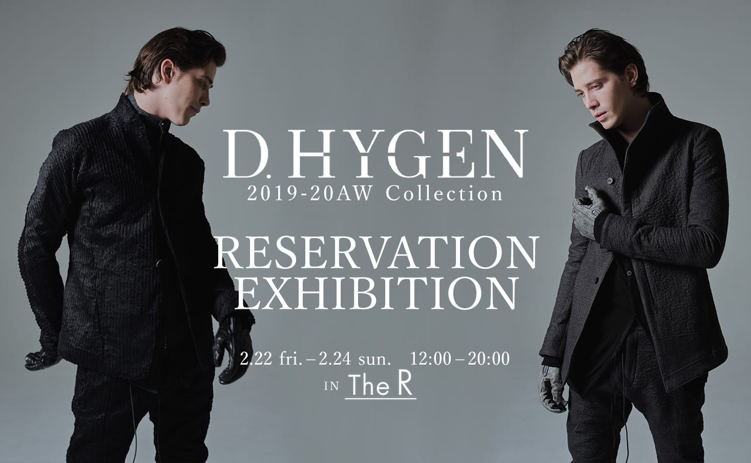 D.hygen 2019 Autumn Winter Collection