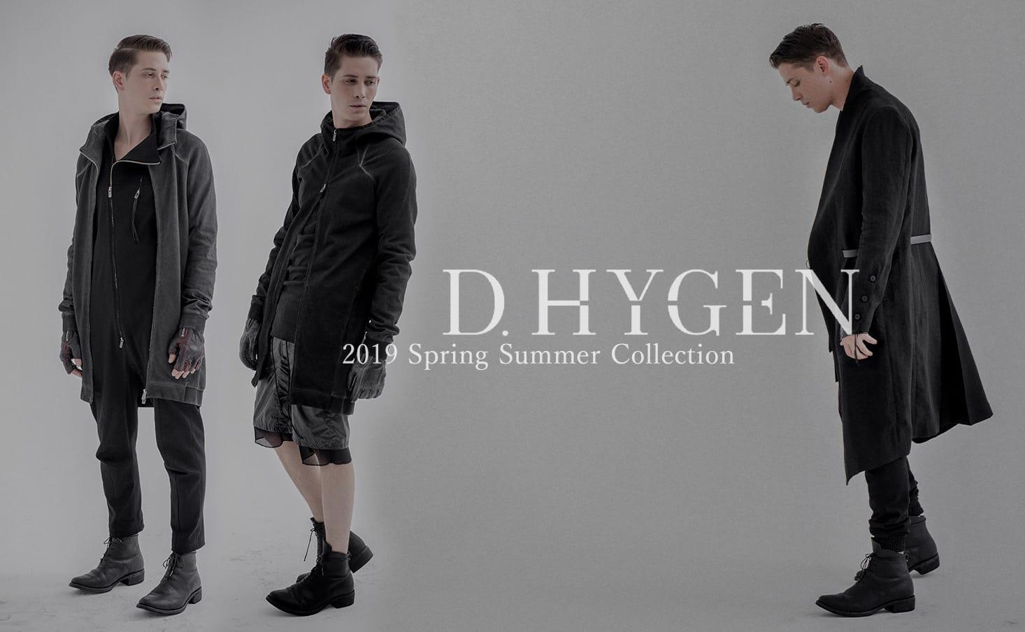 D.Hygen 2019 Spring Summer Collection