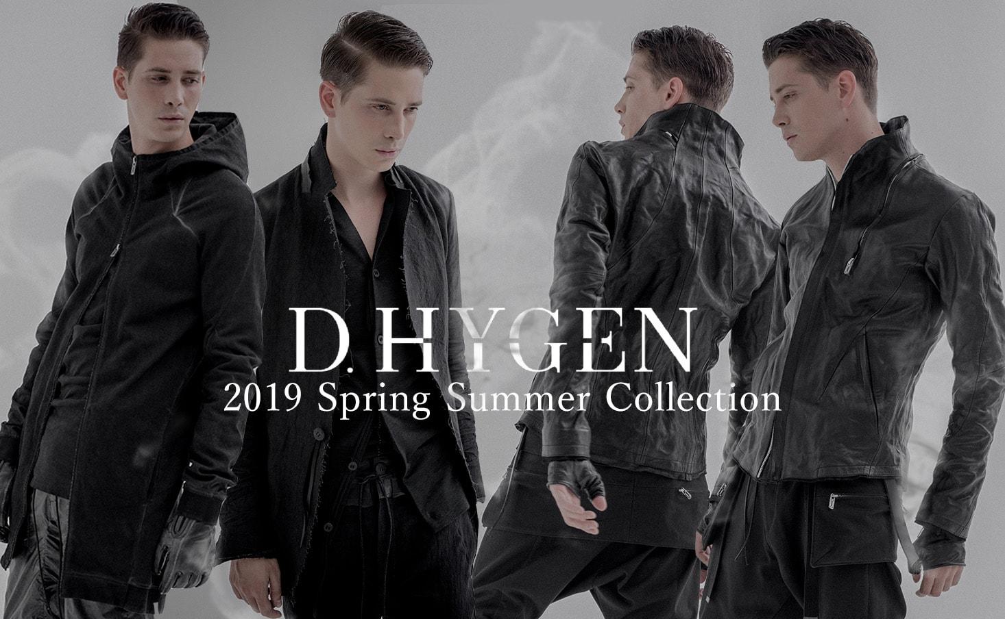 D.hygen 19SS collection
