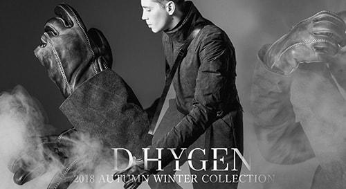 D.hygen 18-19AW collection