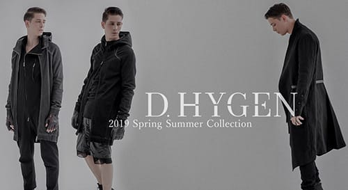 D.hygen 2019 Spring Summer Collection