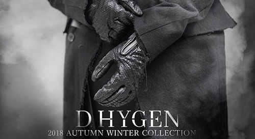DHYGEN 18-19AW collection