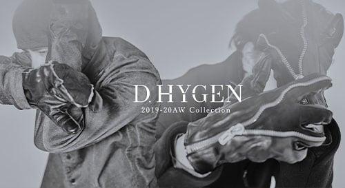D.hygen 2019-20AW Collection