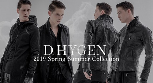 D.hygen 19SS collection