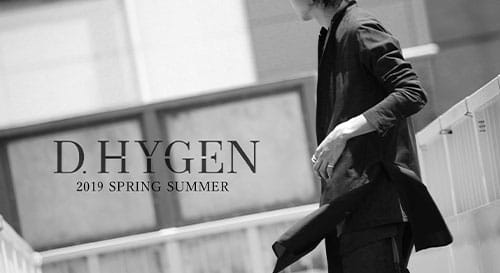 D.HYGEN [SADDAM TEISSY] 2019 Spring Summer Collection