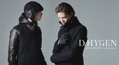 D.HYGEN [SADDAM TEISSY] 2019-20AW Collection