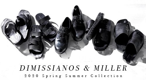 DIMISSIANOS & MILLER 2020SS Collection