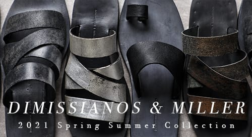 DIMISSIANOS & MILLER 2021SS collection