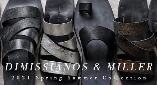 DIMISSIANOS & MILLER(ディミッシアーノ・アンド・ミラー) 2021SS(春夏)コレクション
