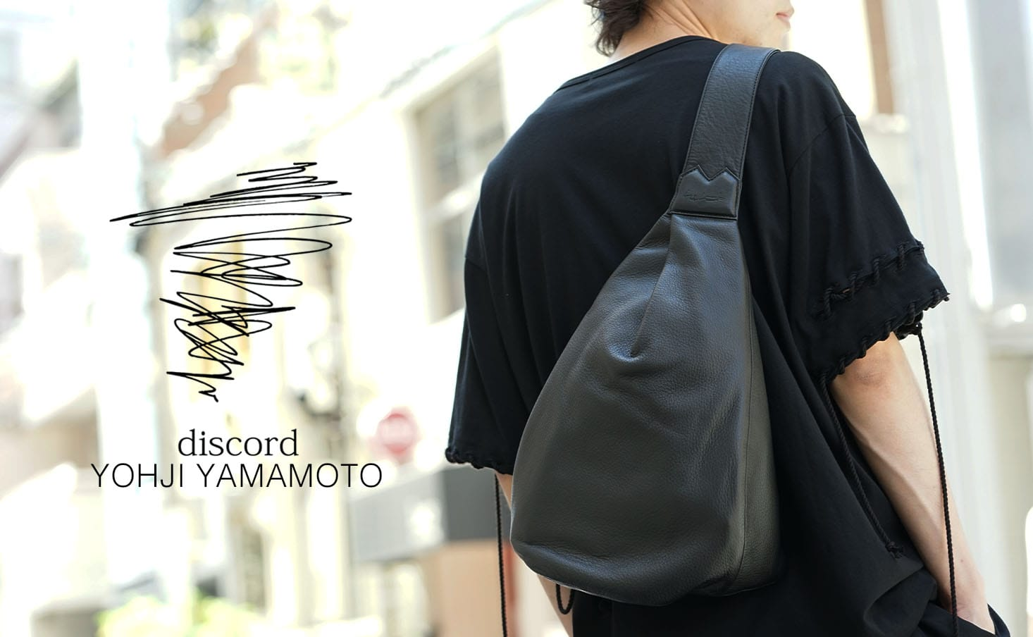 discord yohji yamamoto 2019 Spring Summer Collection