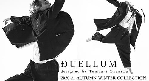 DUELLUM 2020-21AW collection