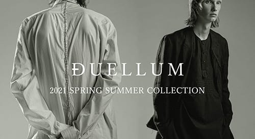 DUELLUM 2021SS collection