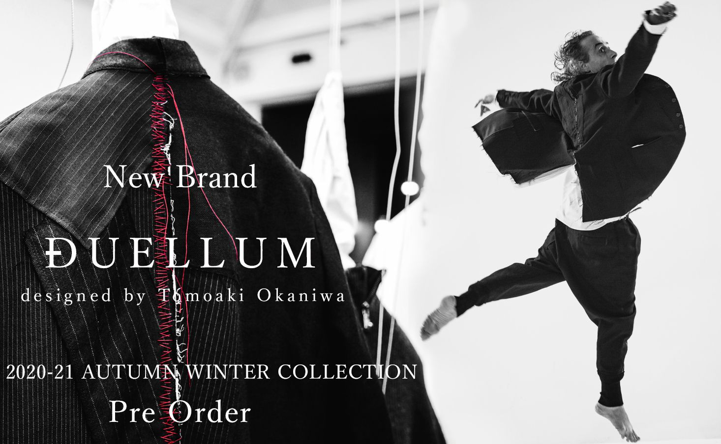 DUELLUM 2020-21AW Pre-order has started! - 1-001