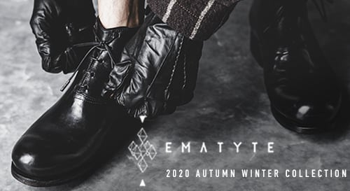 EMATYTE 2020-21AW collection