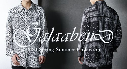 GalaabenD  2020SS Collection