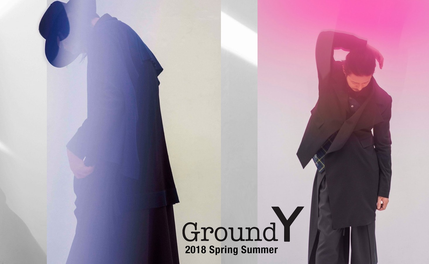 ground y 2018 Spring Summer Collection