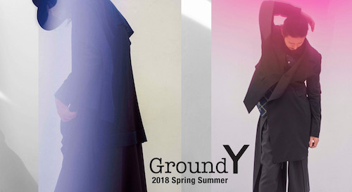 Ground Y ss18 colection