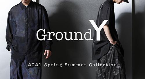 Ground Y(グラウンド ワイ) 2021SS(春夏)コレクション