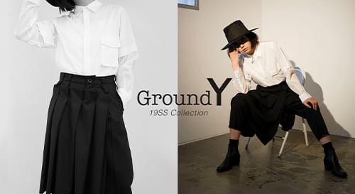 Ground Y 2019 Spring Summer Collection