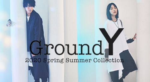 Ground Y 2020SS(春夏) Collection