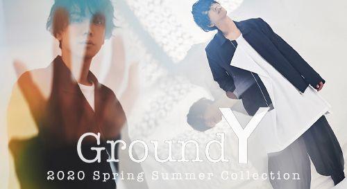 GROUND Y(グラウンド ワイ) 2020SS(春夏) コレクション