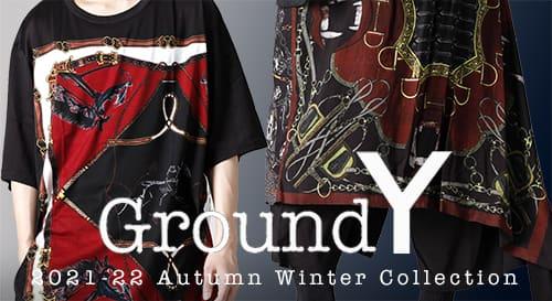 Ground Y(グラウンド ワイ) 2021-22 AW(秋冬)コレクション