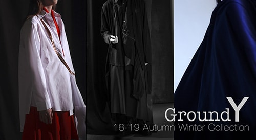 Ground Y 18-19AW collection