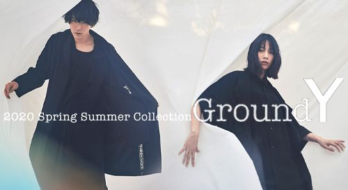 GROUND Y 2020SS Collection