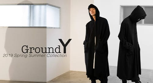Ground Y 2019 Spring Summer Collection