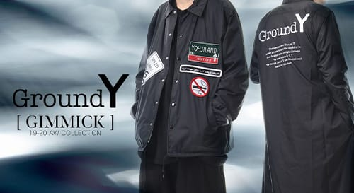 Ground Y 2019-20AW Collection