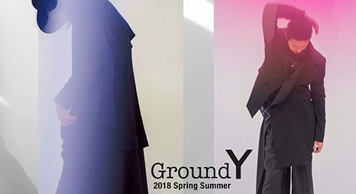 ground y 18SS collection