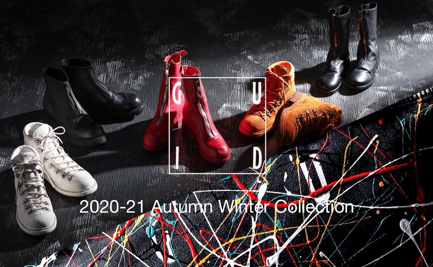 GUIDI 2020-21AW collection