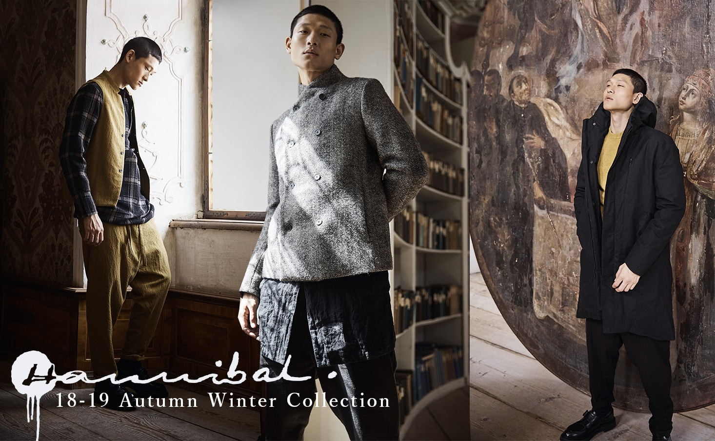 hannibal 18-19AW collection