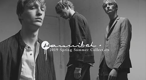 hannibal. 2019 Spring Summer Collection