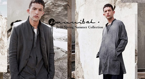 hannibal 2018 Spring Summer Collection
